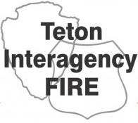 Teton inter agency fire logo