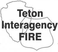 Teton inter agency fire logo