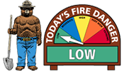 Low Fire Danger